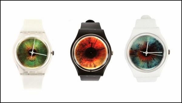 Необычные часы от компании Swatch
