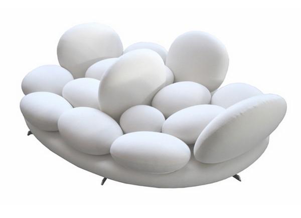 Tantisassi, диван от Matteo Thun с подушками-*конфетами*