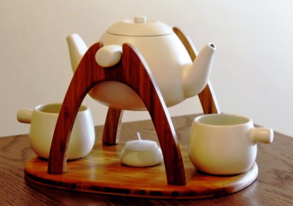 Tea for Two, фарфоровый сервиз для чаепития тет-а-тет
