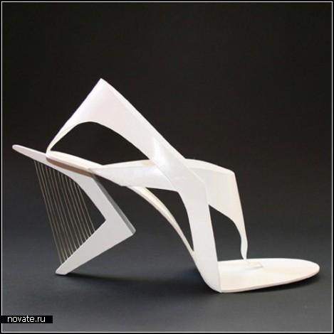 Дизайнерская обувь от Tea Petrovic