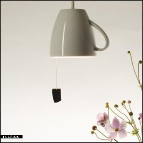 Люстра Teelight от Яна Бернштейна (Jan Bernstein)