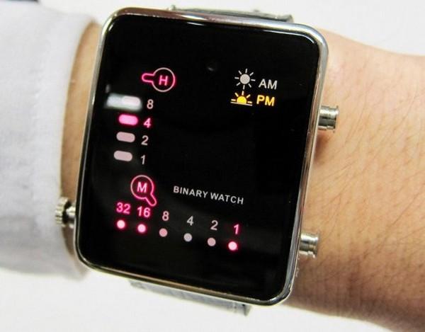 Часы от Thanko, которые умеют снимать фото и видео