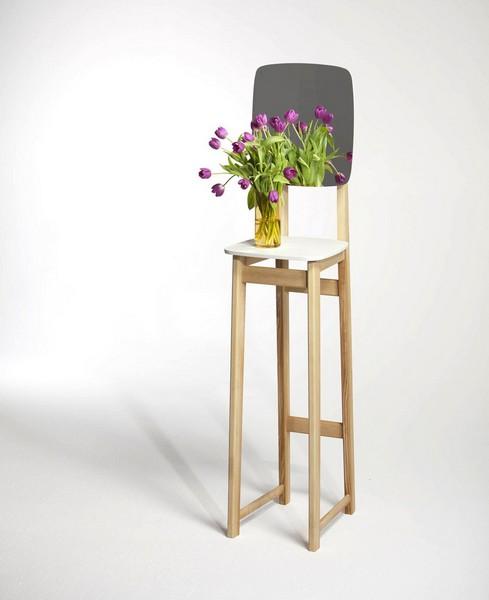Трио дизайнерских стульев The Triplets от Steffen Schellenberger