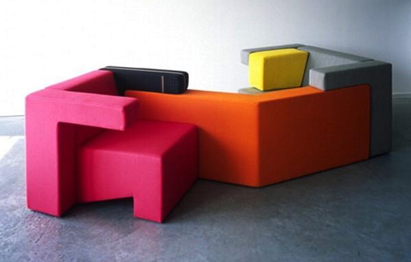 To Gather, мебель-конструктор от Studio Lawrence