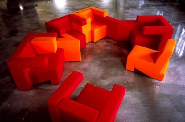 Собери свой интерьер с модульной мебелью To Gather