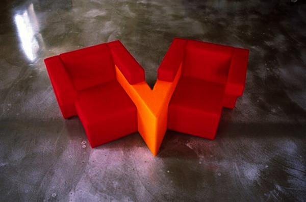 To Gather, проект мебели от Studio Lawrence