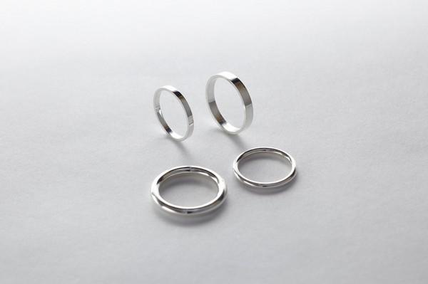 Важно, что внутри. Романтические обручальные кольца Gold wedding ring