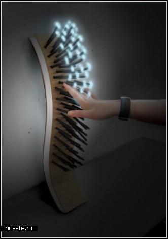 Тактильный светильник Touch your light
