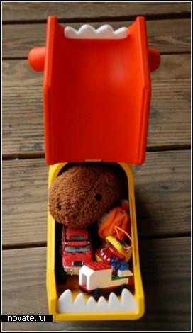 Коробка для детских игрушек Toy Guardian