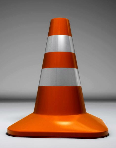 Специи в, как все знают, дорожных «пирамидках». Возможно и то, что дизайнерскее шейкеры Traffic Cone S&P Shakers