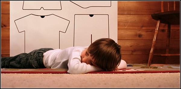Training Dresser, мебель для аккуратных детей