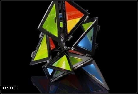 Светильник-оригами Transparent Light Origami
