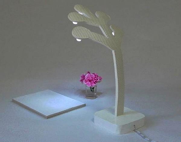 Стильный минималистский светильник Tree Of Life