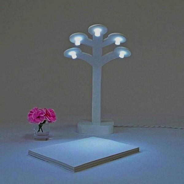 Tree Of Life, древо жизни и стильная настольная лампа