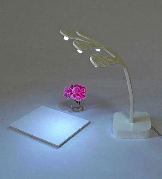 Изящный и гибкий светильник Tree Of Life в виде цветущего дерева