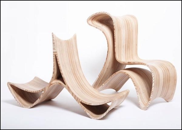 Кресло TriWing: едино в трех лицах