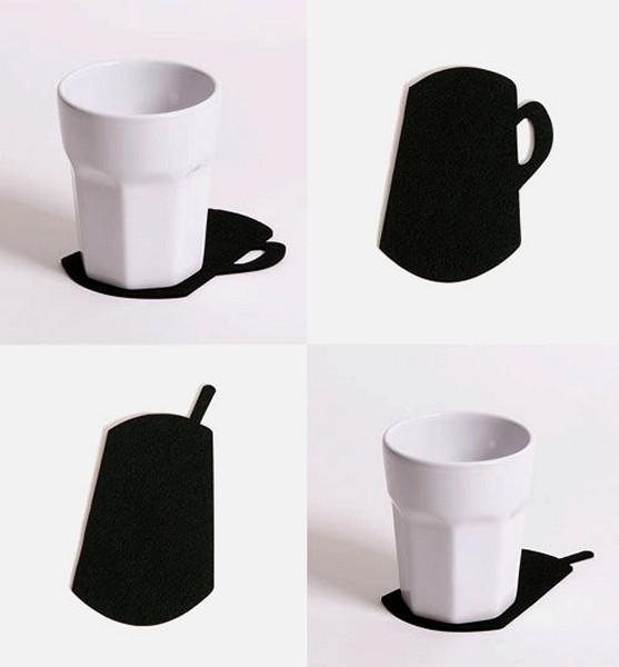 Подставки-тени для чайных чашек
