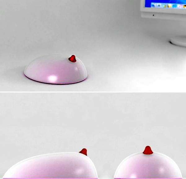 Идеальная мышка iTit для настоящих мужчин