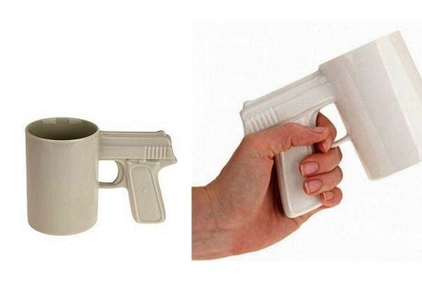 Кружка-пистолет Gun Mug