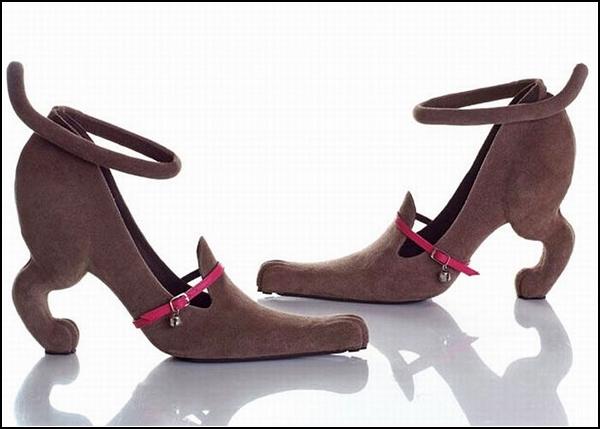 Туфли *Собачки* от Kobi