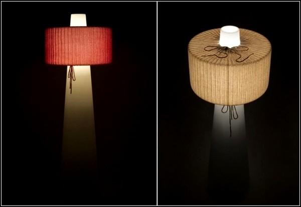 Серия дизайнерских итальянских светильников Up Lamp