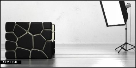 Кресло Vuzzle из 59 подушек-модулей
