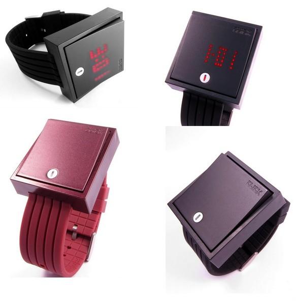 Wall Switch Watch, наручные часы в виде выключателя
