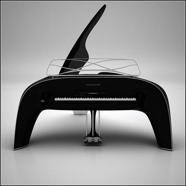 Рояль-кит Whaletone, придуманный автором во сне