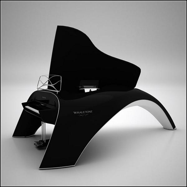 Дизайнерский музыкальный инструмент Whaletone
