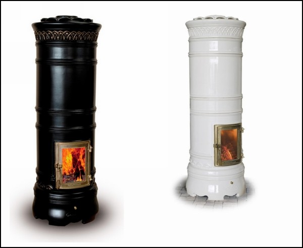 Печь-камин Rondo: и уют, и тепло, и романтика