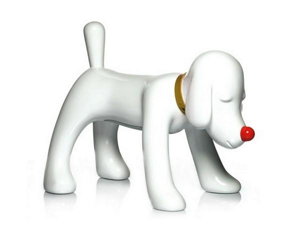 Эксклюзивное радио-собачка Doggy Radio. Арт-проект Yoshitomo Nara