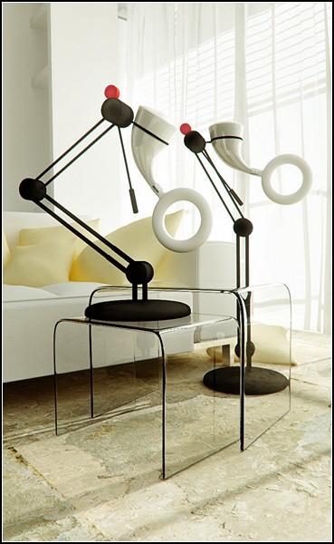 Светильник-маятник ZEN light в стиле дзен