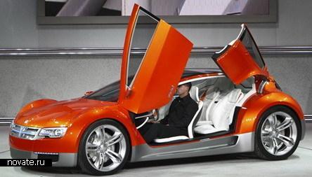 Dodge ZEO - один из прототипов 2010 года