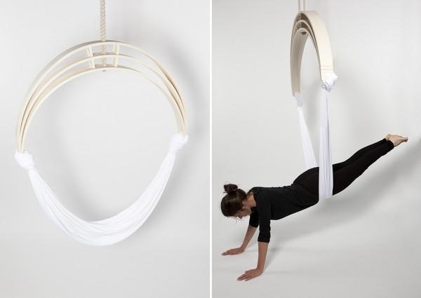 Zen Circus yoga chair, домашний гамак для спорта и отдыха