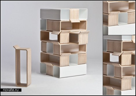 Многофункциональная мебель-конструктор Zen