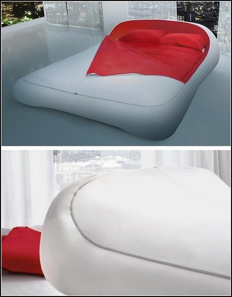 Кровать Zip Bed, которую не нужно заправлять