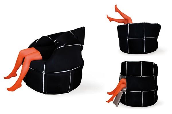Кресло ZIP от Monique Engelund