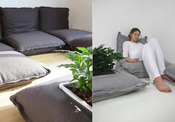 Мебель из подушек ZipZip Collection