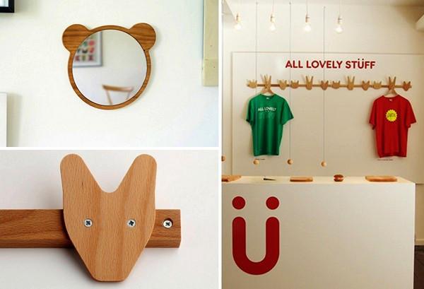 Серия оригинальных товаров для дома от компании All Lovely Stuff