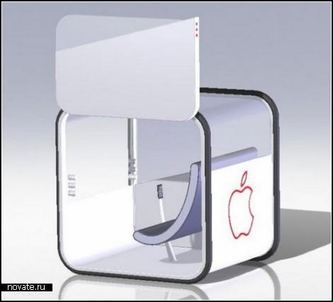 Концептуальный Apple Car для владельцев iPhone