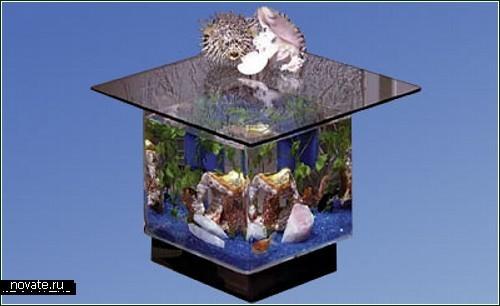 Настоящие любители аквариумной живности...