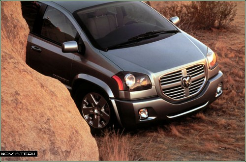 Dodge MAXXcab. Четвертое место рейтинга