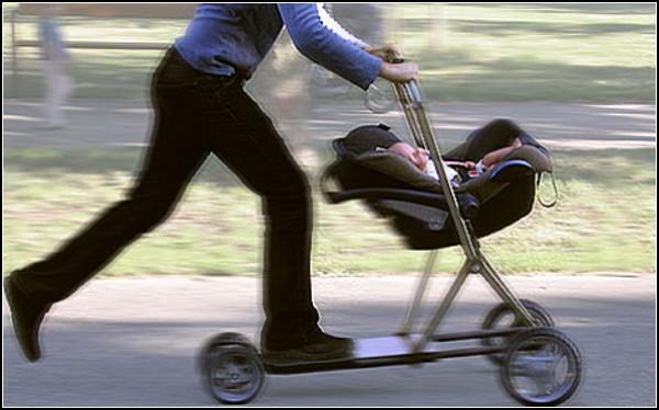 *Roller buggy* от дизайнера Valentin Vodev