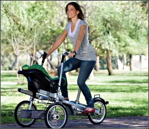 Коляска-велосипед Taga