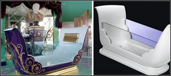 Обзор дизайнерских ванн