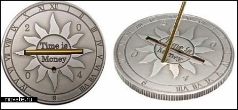 Самые необычные монеты