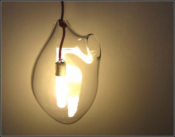 *Сердечные* светильники Blinding Love Pendant Lights
