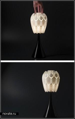 Лампа-цветок Bloom Lamp от Патрика Жуэна (Patrick Jouin)