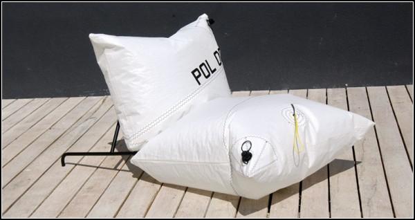 Компактная надувная мебель от Malafor