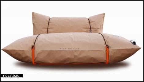 Надувной диван Blow Sofa от компании Malafor